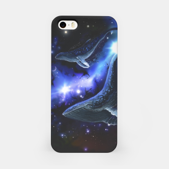 The Song of Floating Angels iPhone Case thumbnail image