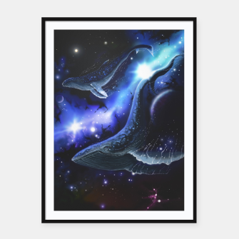 The Song of Floating Angels Framed poster thumbnail image