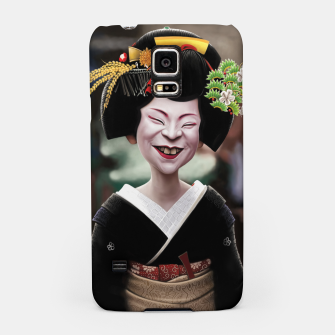 The Ugly Geisha Samsung Case thumbnail image