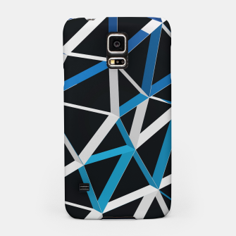 Thumbnail image of 3D Futuristic GEO Lines XVIII Samsung Case, Live Heroes