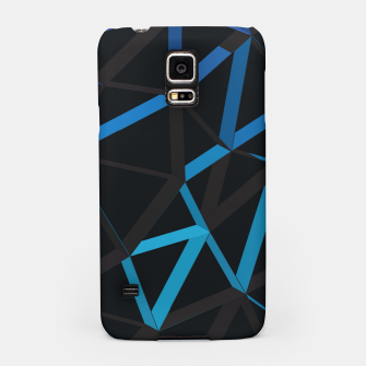 Thumbnail image of 3D Futuristic GEO Lines XXII Samsung Case, Live Heroes