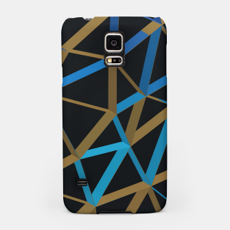 Thumbnail image of 3D Futuristic GEO Lines XXI Samsung Case, Live Heroes