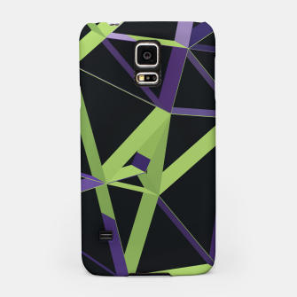 Thumbnail image of 3D Futuristic GEO Lines XXIV Samsung Case, Live Heroes