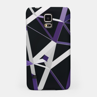 Thumbnail image of 3D Futuristic GEO Lines XXIII Samsung Case, Live Heroes