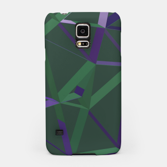 Thumbnail image of 3D Futuristic GEO Lines XXVI Samsung Case, Live Heroes