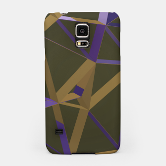Thumbnail image of 3D Futuristic GEO Lines XXVII Samsung Case, Live Heroes