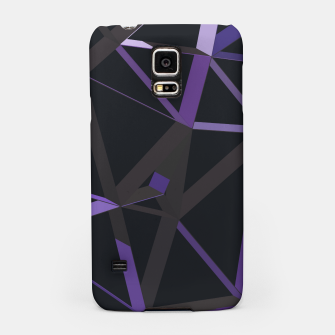 Thumbnail image of 3D Futuristic GEO Lines XXIX Samsung Case, Live Heroes