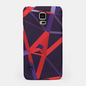 Thumbnail image of 3D Futuristic GEO Lines XXVIII Samsung Case, Live Heroes