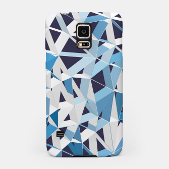 Thumbnail image of 3D Futuristic GEO Lines XXX Samsung Case, Live Heroes