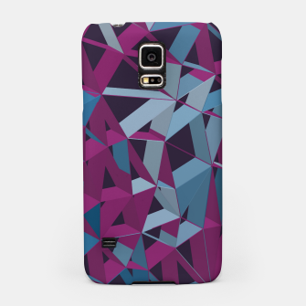 Thumbnail image of 3D Futuristic GEO Lines XXXII Samsung Case, Live Heroes