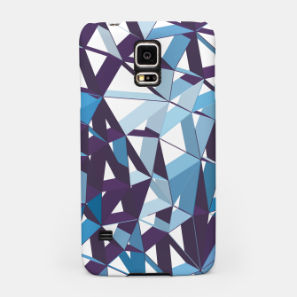 Thumbnail image of 3D Futuristic GEO Lines XXXIII Samsung Case, Live Heroes