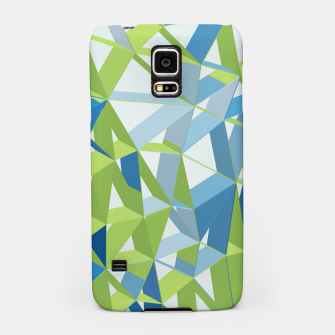 Thumbnail image of 3D Futuristic GEO Lines XXXI Samsung Case, Live Heroes