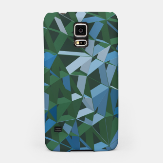 Thumbnail image of 3D Futuristic GEO Lines XXXIV Samsung Case, Live Heroes