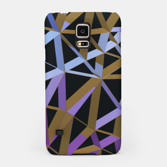 Thumbnail image of 3D Futuristic GEO Lines XVII Samsung Case, Live Heroes