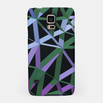 Thumbnail image of 3D Futuristic GEO Lines XVI Samsung Case, Live Heroes