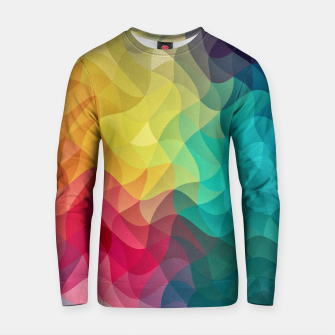 Miniature de image de Abstract Color Wave Flash Cotton sweater, Live Heroes