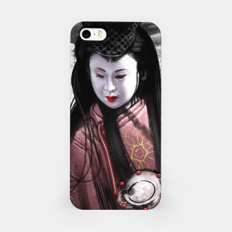 Thumbnail image of Geisha Kunoichi iPhone Case, Live Heroes