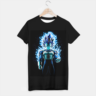 Imagen en miniatura de Ultra Blue God Camiseta Regular, Live Heroes