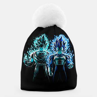 Thumbnail image of Blue God Warriors Gorro, Live Heroes