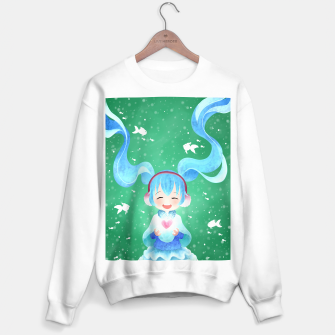 Miniaturka smile and Hearts Sweater regular, Live Heroes