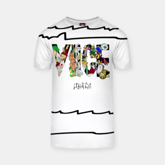 Thumbnail image of ViiCE T-shirt, Live Heroes