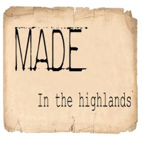Made in the Highlands logo