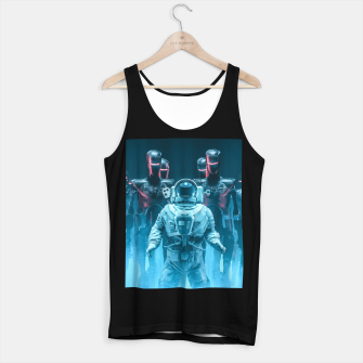 Thumbnail image of Caught in the Act Tank Top regular, Live Heroes