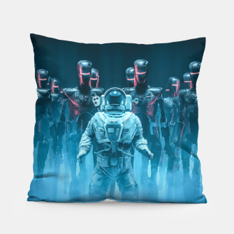 Thumbnail image of Caught in the Act Pillow, Live Heroes