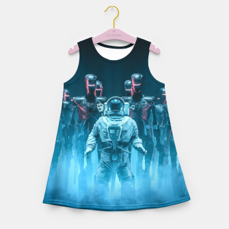 Thumbnail image of Caught in the Act Girl's summer dress, Live Heroes