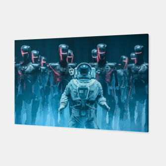 Thumbnail image of Caught in the Act Canvas, Live Heroes