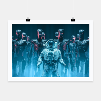 Thumbnail image of Caught in the Act Poster, Live Heroes