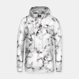 Thumbnail image of Marble Cotton hoodie, Live Heroes