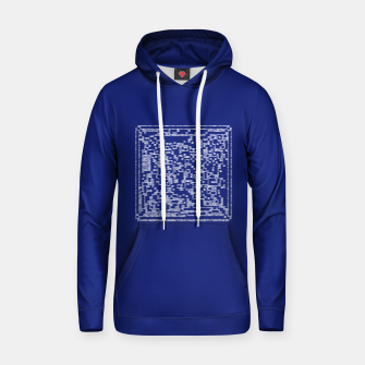 Thumbnail image of Life of a Turmite Cotton hoodie, Live Heroes