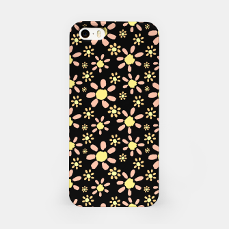 Thumbnail image of Flowers on Black iPhone Case, Live Heroes