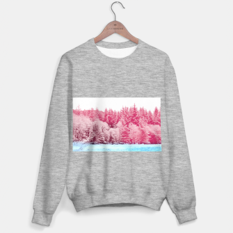 Miniatur Candy pine trees Sweater regular, Live Heroes