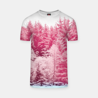 Thumbnail image of Candy pine trees T-shirt, Live Heroes
