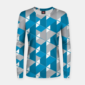 Thumbnail image of 3D Lovely GEO XIII Woman cotton sweater, Live Heroes