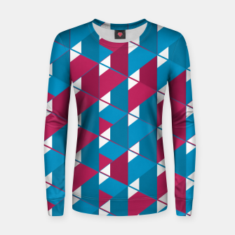 Thumbnail image of 3D Lovely GEO IX Woman cotton sweater, Live Heroes