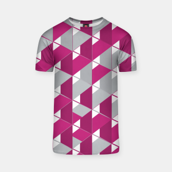 Thumbnail image of 3D Lovely GEO  T-shirt, Live Heroes