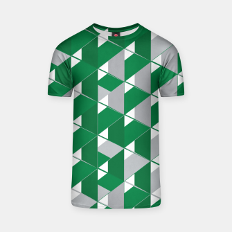 Thumbnail image of 3D Lovely GEO VI T-shirt, Live Heroes