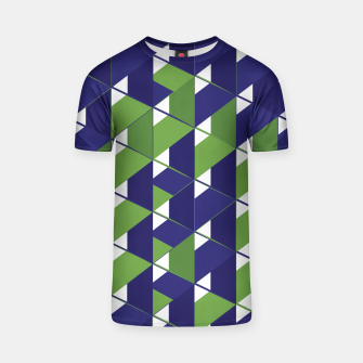 Thumbnail image of 3D Lovely GEO XI T-shirt, Live Heroes
