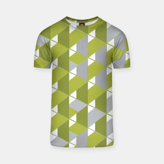 Thumbnail image of 3D Lovely GEO IV T-shirt, Live Heroes