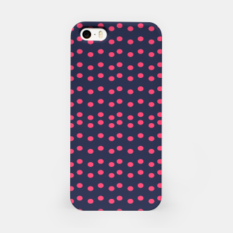Thumbnail image of iPhone Case with Pink dots, Live Heroes