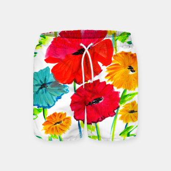 Thumbnail image of Spring Flowers Swimshorts, Live Heroes