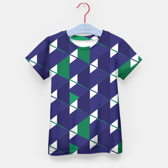 Miniatur 3D Lovely GEO XII Kid's t-shirt, Live Heroes