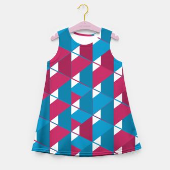 Miniatur 3D Lovely GEO IX Girl's summer dress, Live Heroes