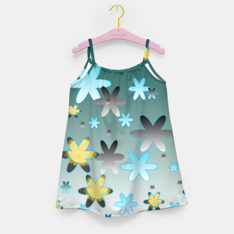 Miniaturka Star Pattern Girl's dress, Live Heroes