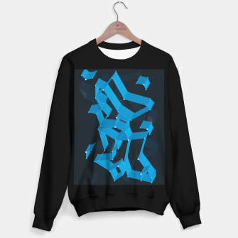 Miniatur 3D X0.1 Sweater regular, Live Heroes