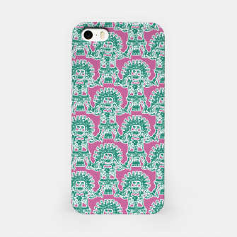 Miniaturka  Ancient Mexican Myth iPhone Case, Live Heroes