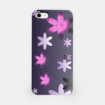 Miniaturka Violet Stars iPhone Case, Live Heroes